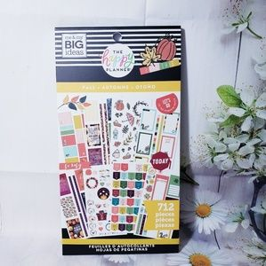 The Happy Planner Other - Fall Sticker Book The Happy Planner New